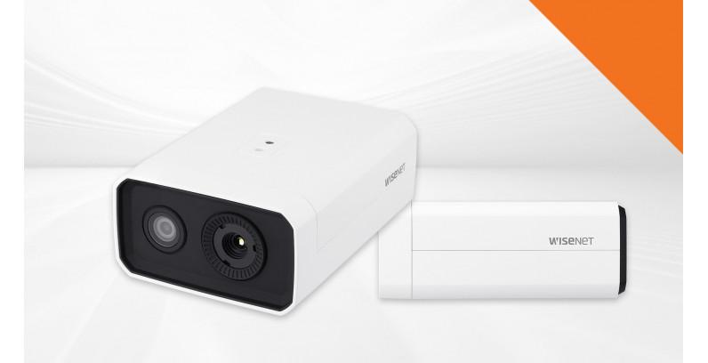 Термальная камера TNM-3620TDY высокого разрешения для бизнеса в период пандемии COVID-19