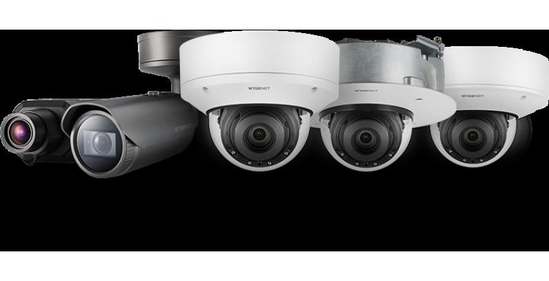 Инновационная линейка камер Wisenet 7