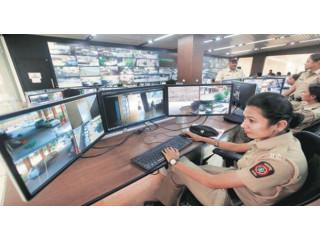 В Мумбаи за 2 месяца частники установили 50 тыс. камер видеонаблюдения