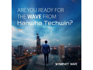 Hanwha запускает новую VMS Wisenet Wave 4.2 в Сингапуре и Малайзии